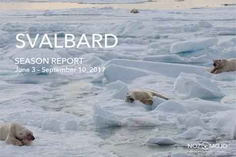 Svalbard Season Report 2017