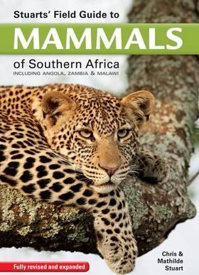 Books & App Review: Stuarts' Field Guide to the Mammals of Southern African