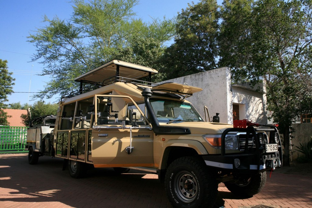 Advertising May 2020 Trips to Kgalagadi Transfrontier Park with Chalo Africa