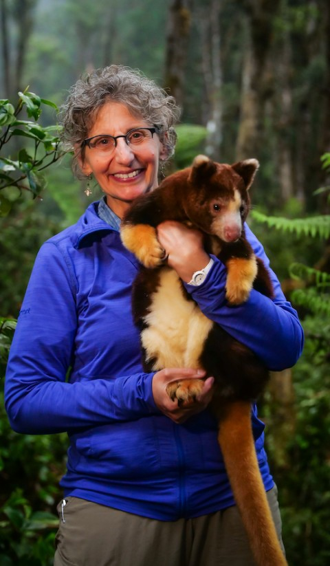 Out Now: Episode 11 of the Mammalwatching Podcast – Lisa Dabek
