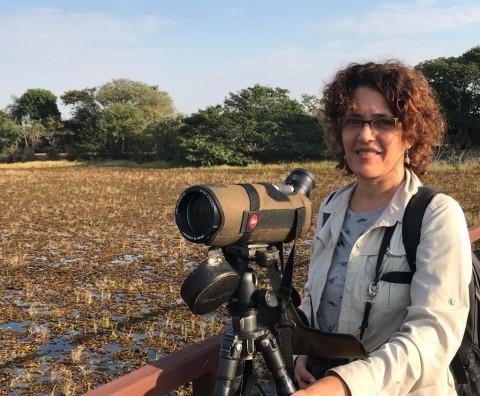 Regina Ribeiro: Brazil, Argentina and Chile Wildlife Guide