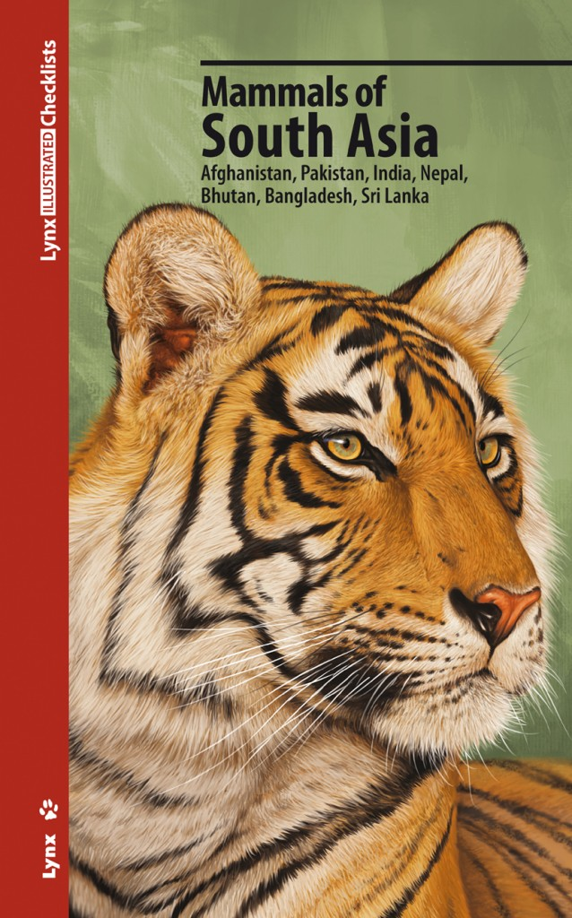Book Review: Mammals of South Asia (Lynx Checklist)