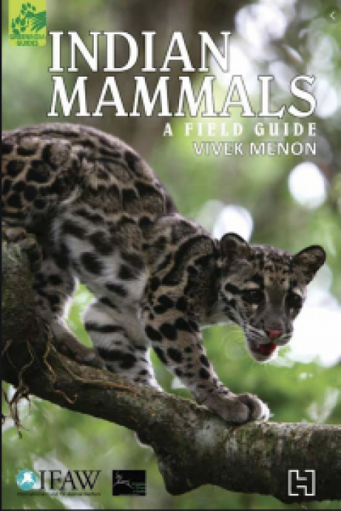 Book Review: Indian Mammals: A Field Guide. 2014 Edition