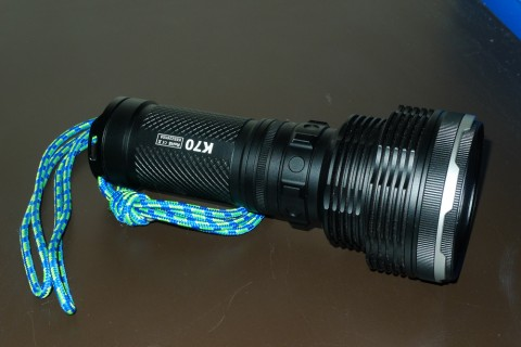 Choosing a Flashlight for Mammal Watching